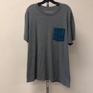 Never Worn Patagonia Grey T Shirt Men's XL